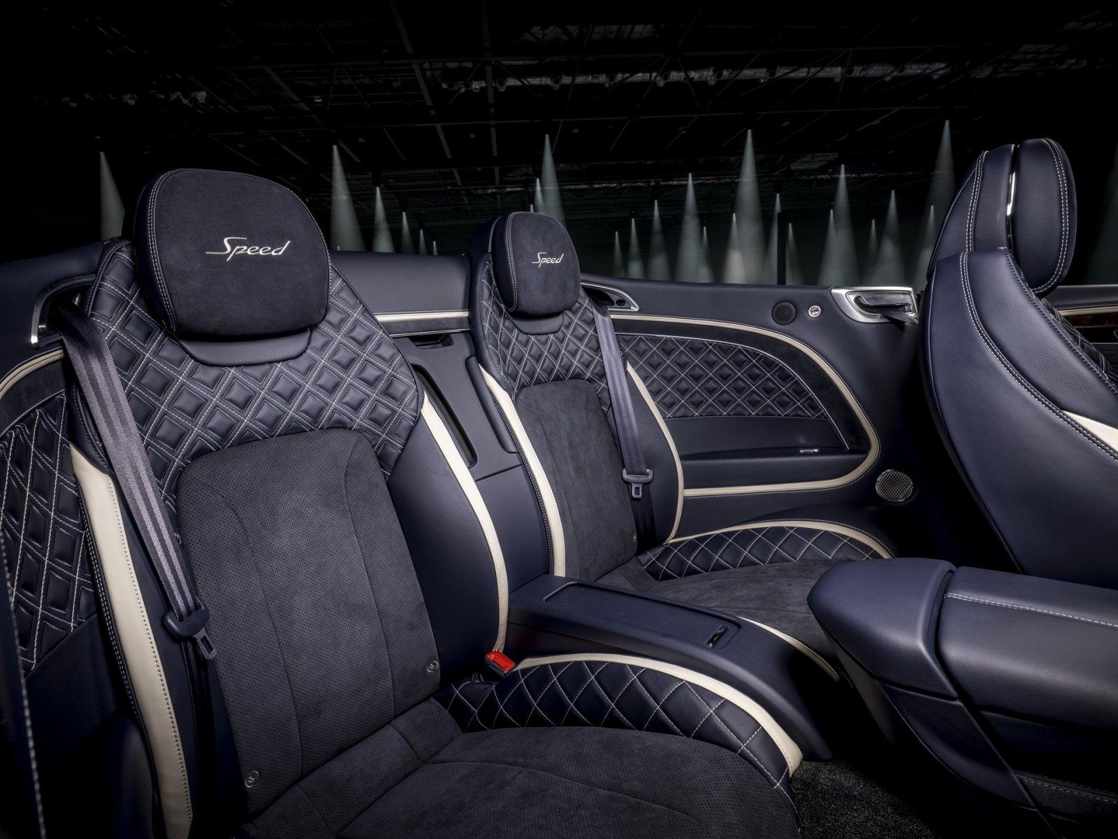 Bentley Continental GT Speed Convertible 2021