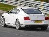 Bentley Continental GT V8 RS - Foto spia 17-04-2014