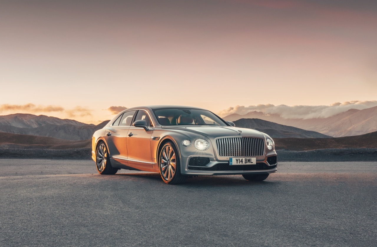 Bentley Flying Spur 2020 - foto