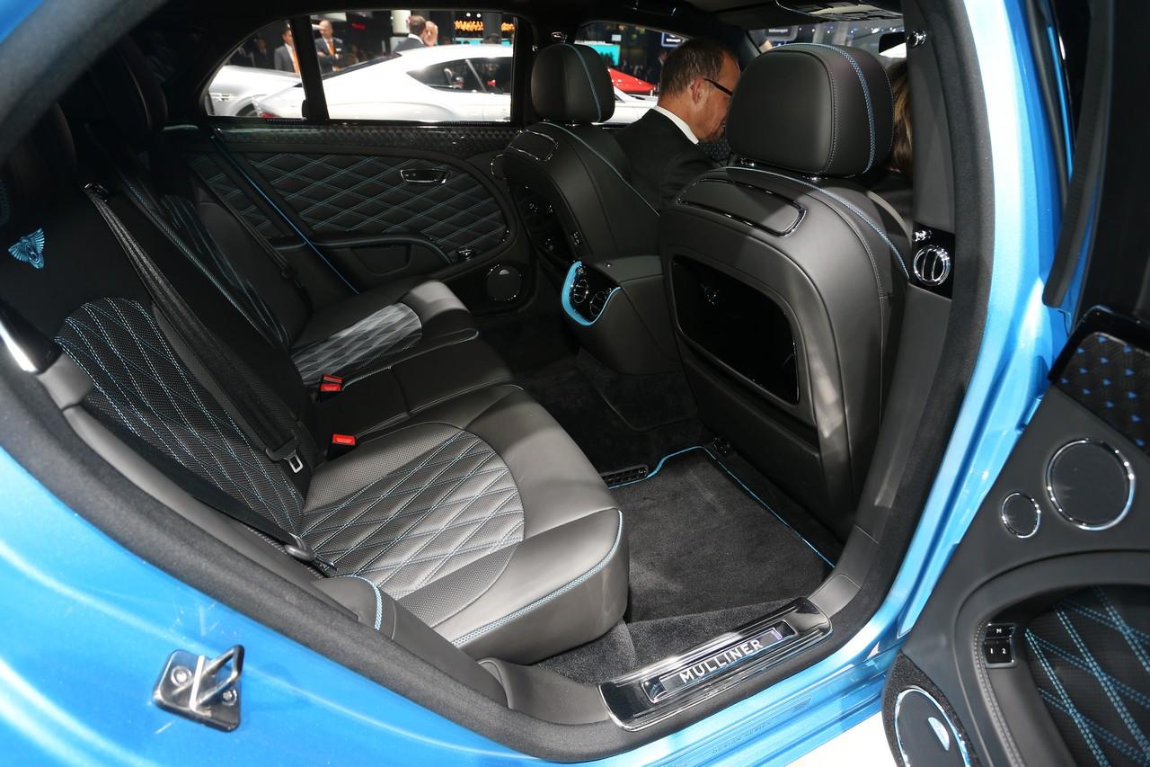 Bentley Mulsanne Limited Edition - Salone di Francoforte 2017