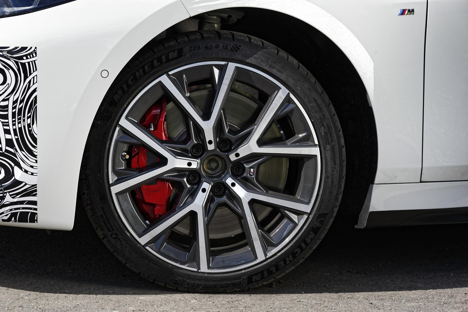 BMW 128ti - Test