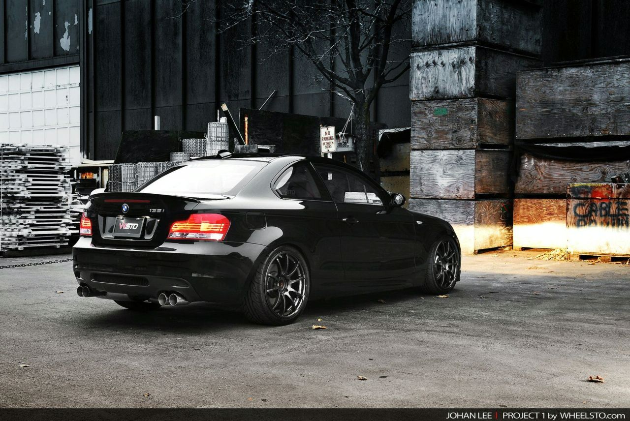 BMW 135i Project 1 v1.2 by WheelSTO