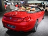 BMW 650i Convertible - Salone di Detroit 2015