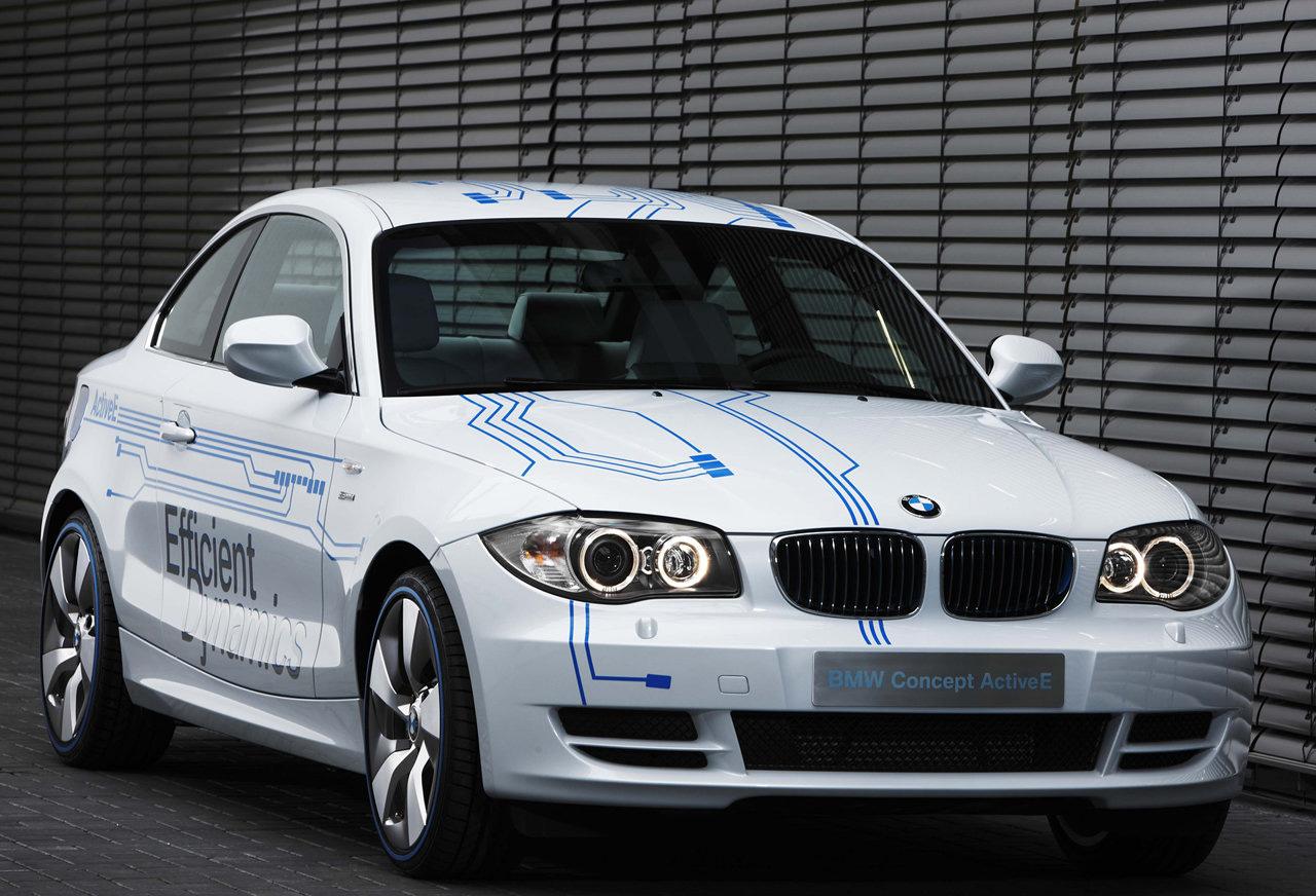 BMW Concept ActiveE