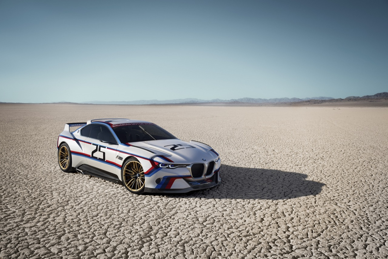 BMW Group Italia al Salone dell'Auto di Torino Parco Valentino 2016