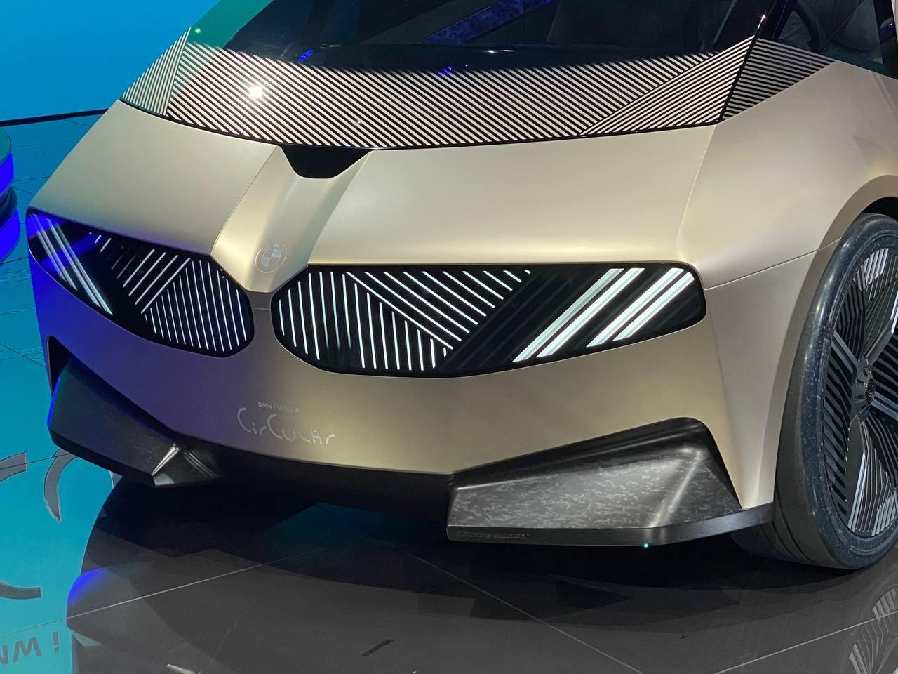 BMW i Vision Circular - Salone di Monaco 2021