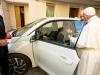 BMW i3 - Consegna a Papa Francesco