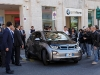 BMW i3 - Consegna al ministro dei Trasporti