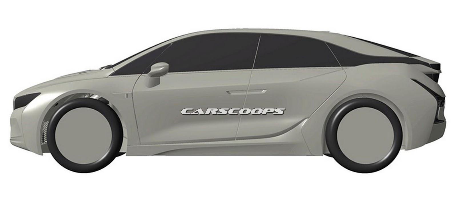 BMW i5 SUV (rendering)
