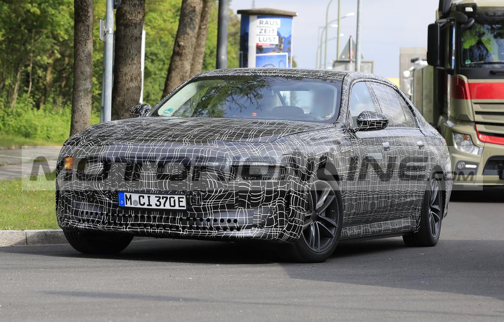 BMW i7 - nuova gallery