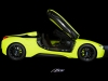 BMW i8 Roadster LimeLight Edition