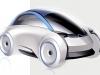 BMW Isetta moderna - Rendering