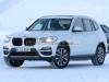 BMW iX3 foto spia 9 febbraio 2018