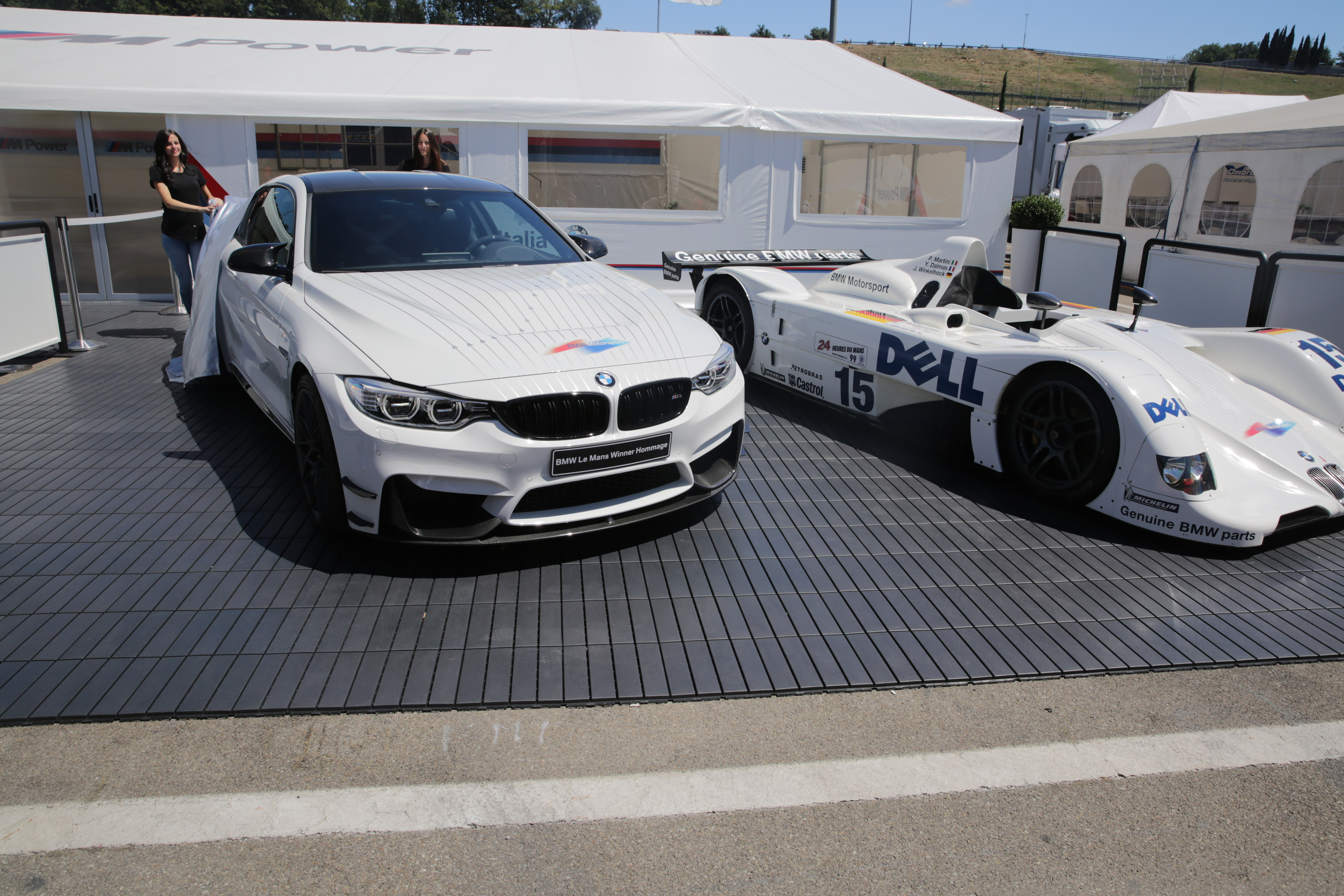 BMW Le Mans Winner Hommage