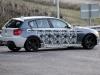 BMW M135i foto spia gennaio 2012