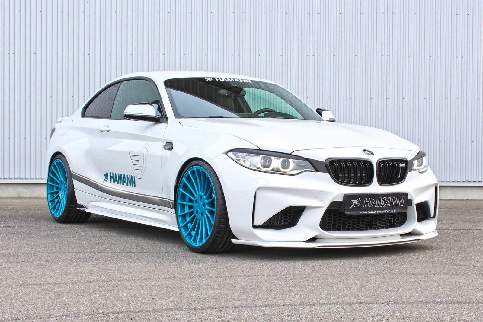 BMW M2 by Hamann Motorsport