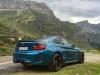 BMW M2 Coupe - Alpi svizzere
