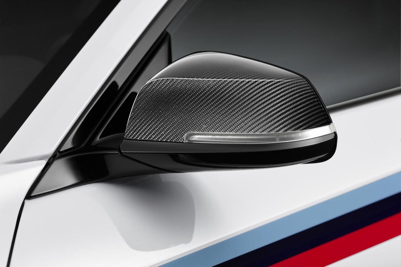 BMW M2 Coupe con elementi M Performance