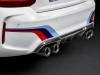BMW M2 Coupe con elementi M Performance