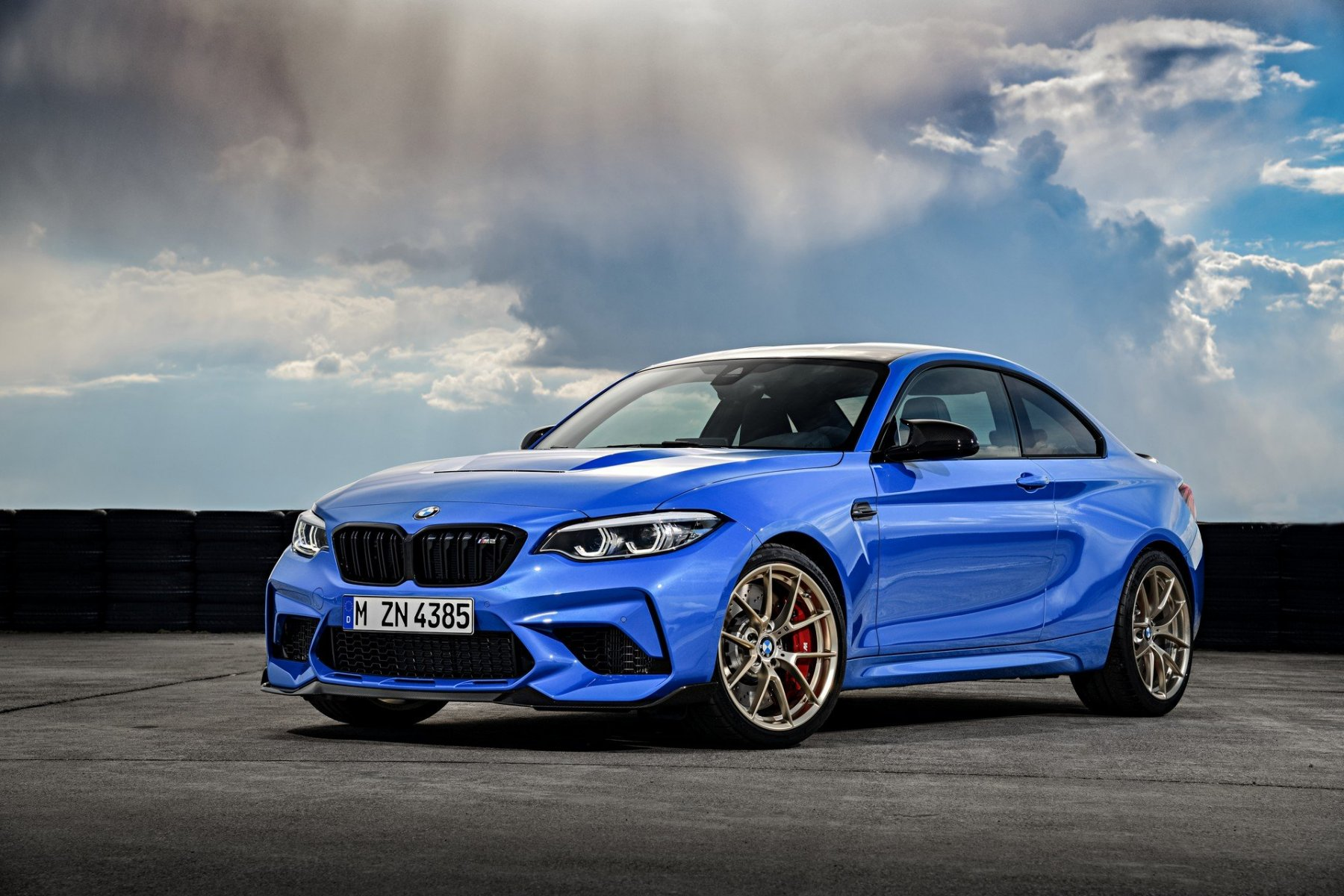 BMW M2 CS - Foto leaked