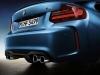 BMW M2 e X4 M40i al Salone di Detroit 2016