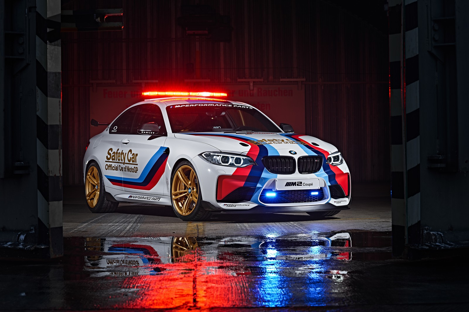 BMW M2 Safety Car MotoGP