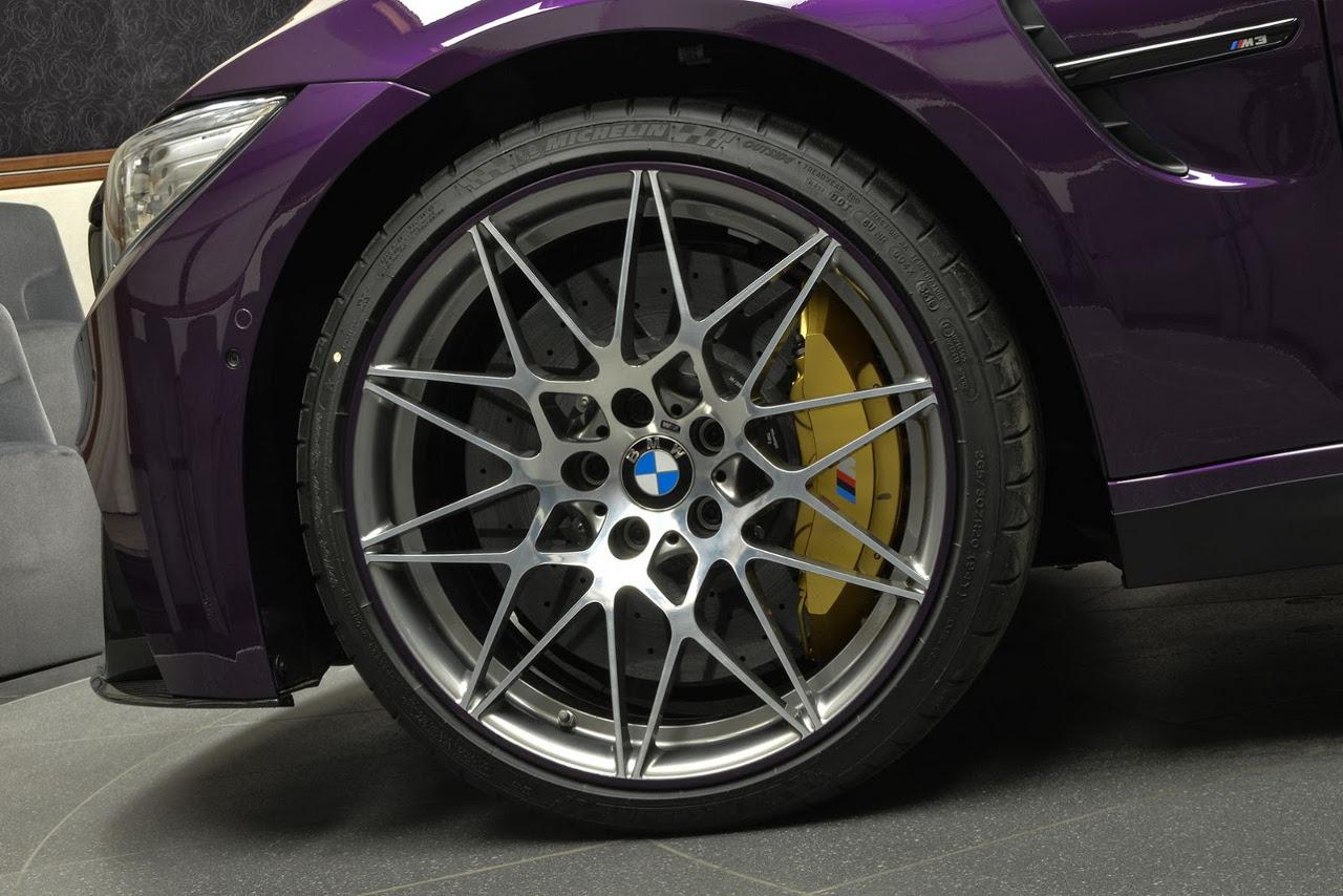 BMW M3 Competition Pack - Abu Dhabi
