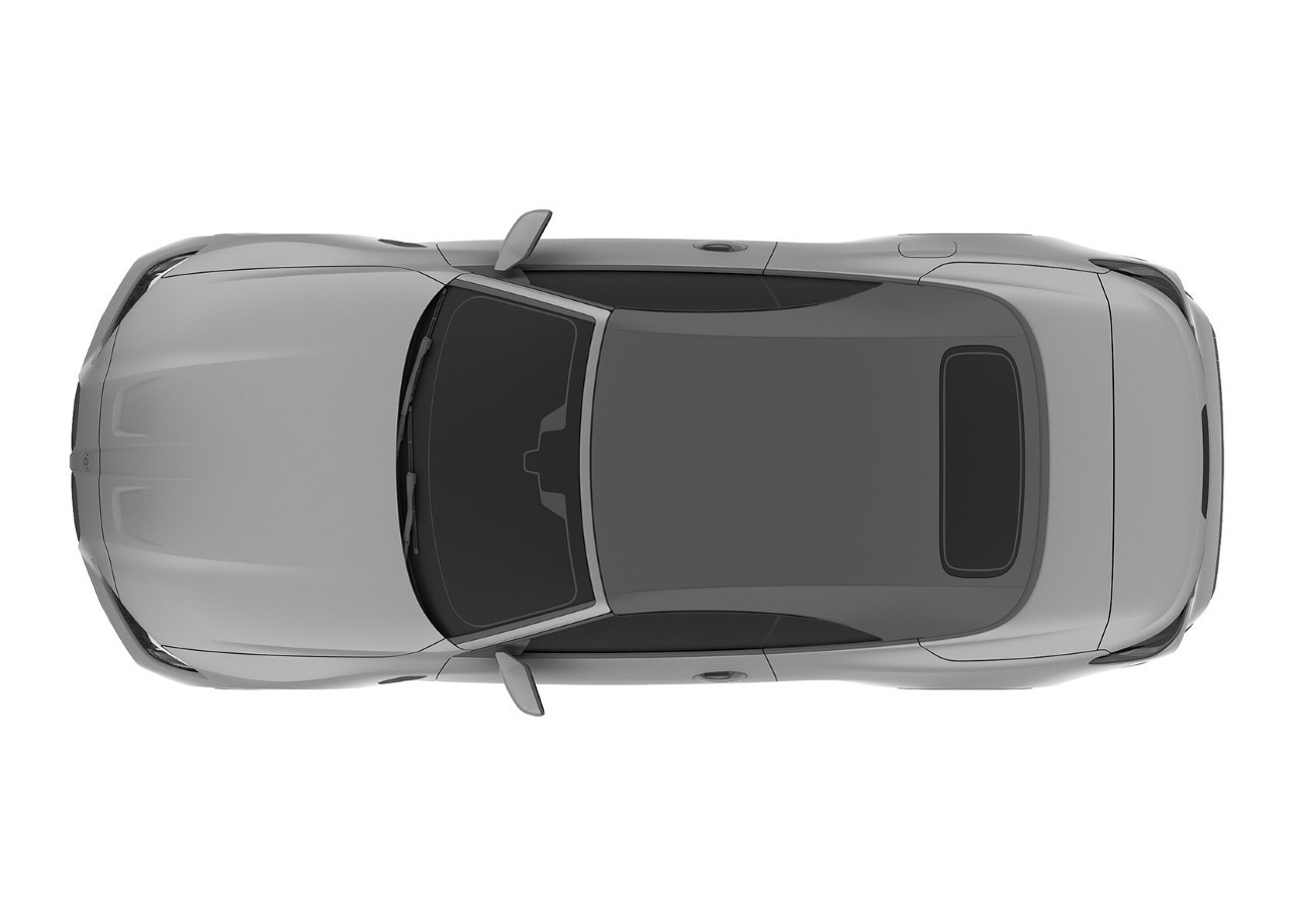 BMW M4 Cabrio 2021 - Foto brevetto