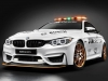 BMW M4 GTS Safey Car DTM 2016