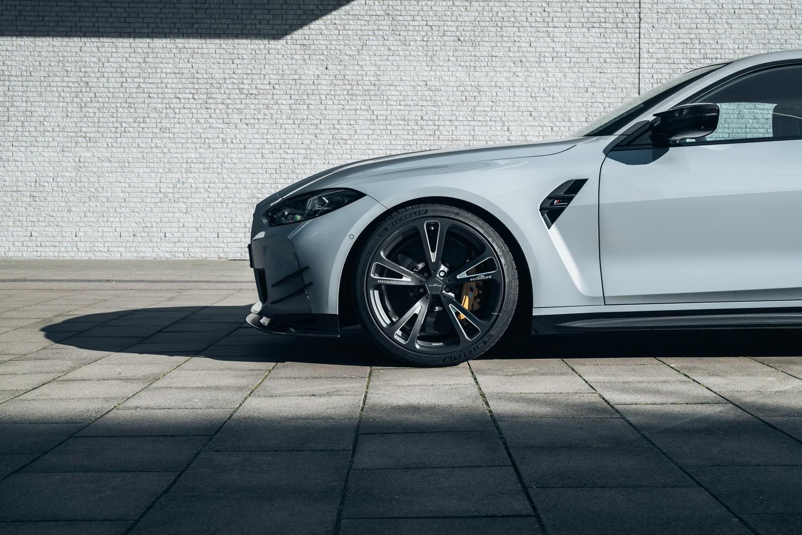 BMW M4 - Tuning AC Schnitzer