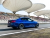 BMW M5 2018 in pista a Shanghai