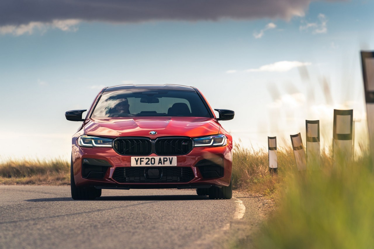 BMW M5 e M5 Competition 2021