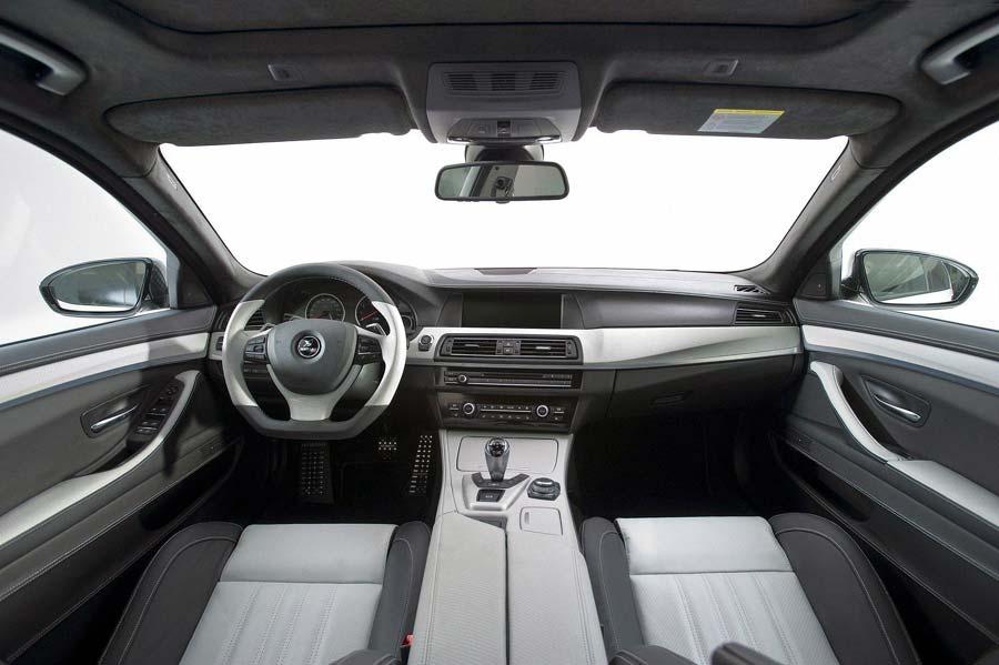 BMW M5 F10 by Hamann