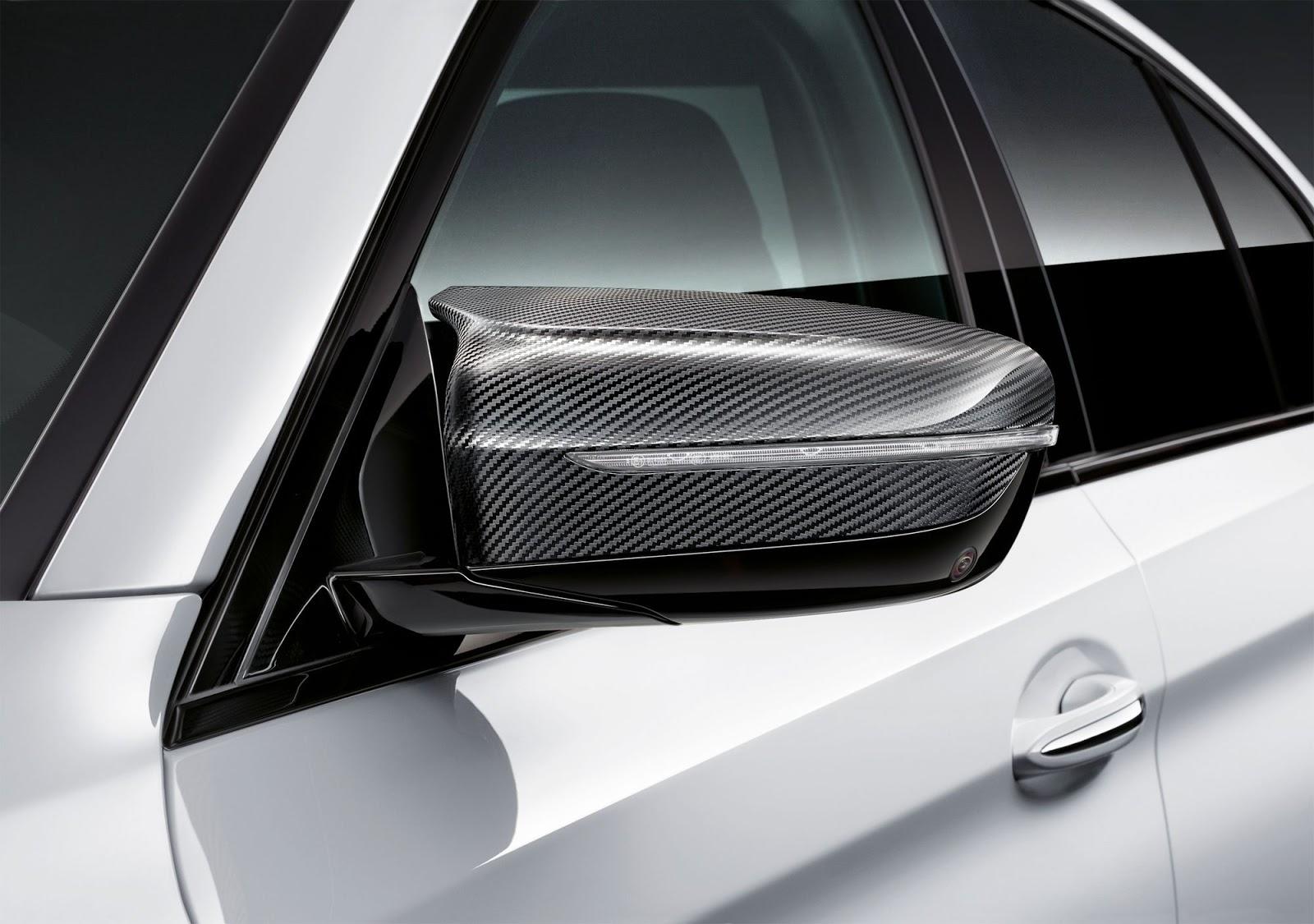 BMW M5 M Performance Parts 2018