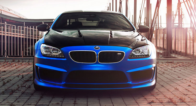BMW M6 by Hamann