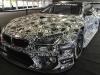 BMW M6 GT3 - Foto spia 28-07-2015