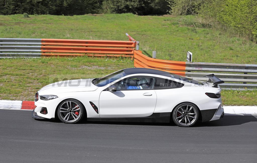 BMW M8 CLS - Foto spia 20-05-2021