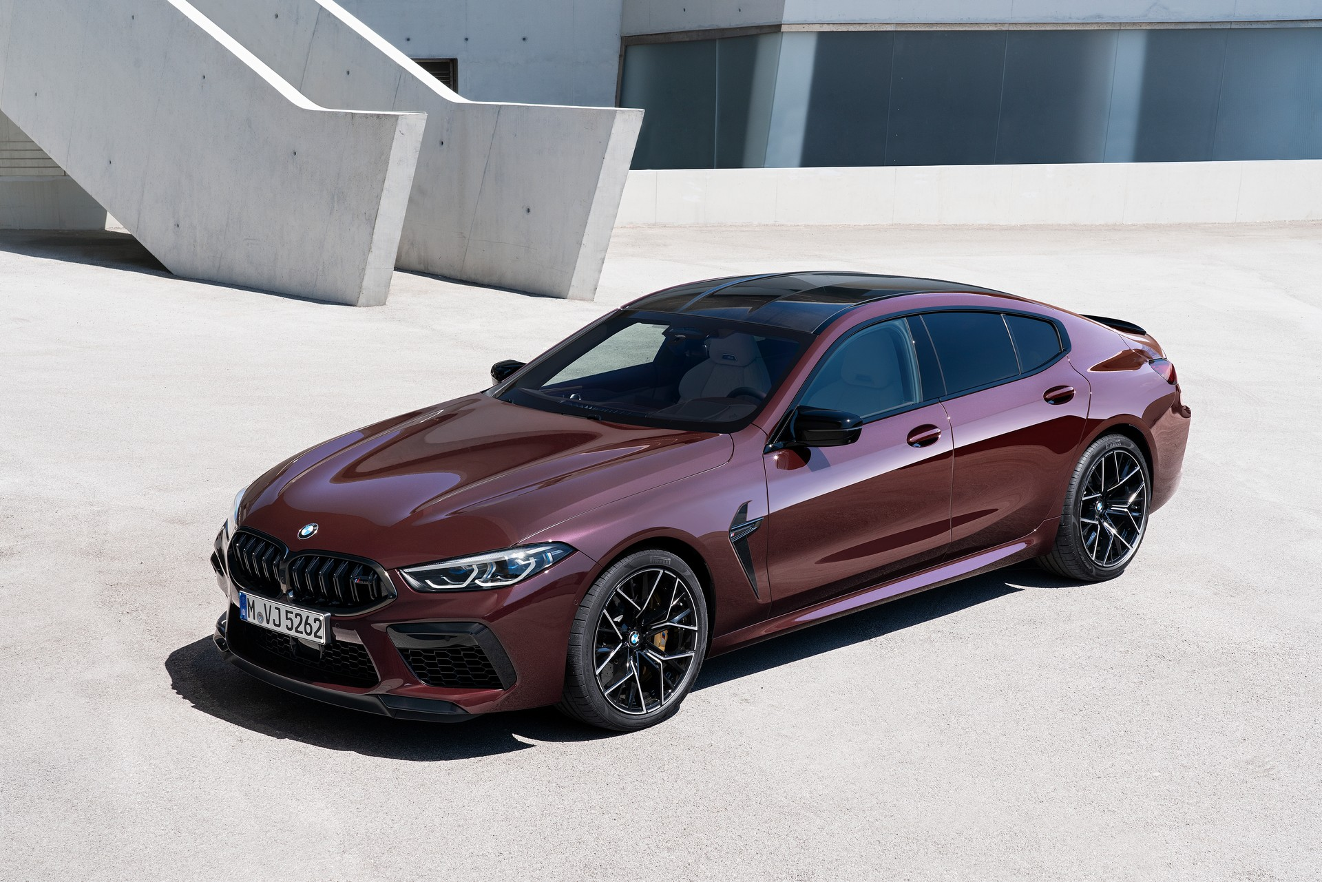 BMW M8 Gran Coupe 2020