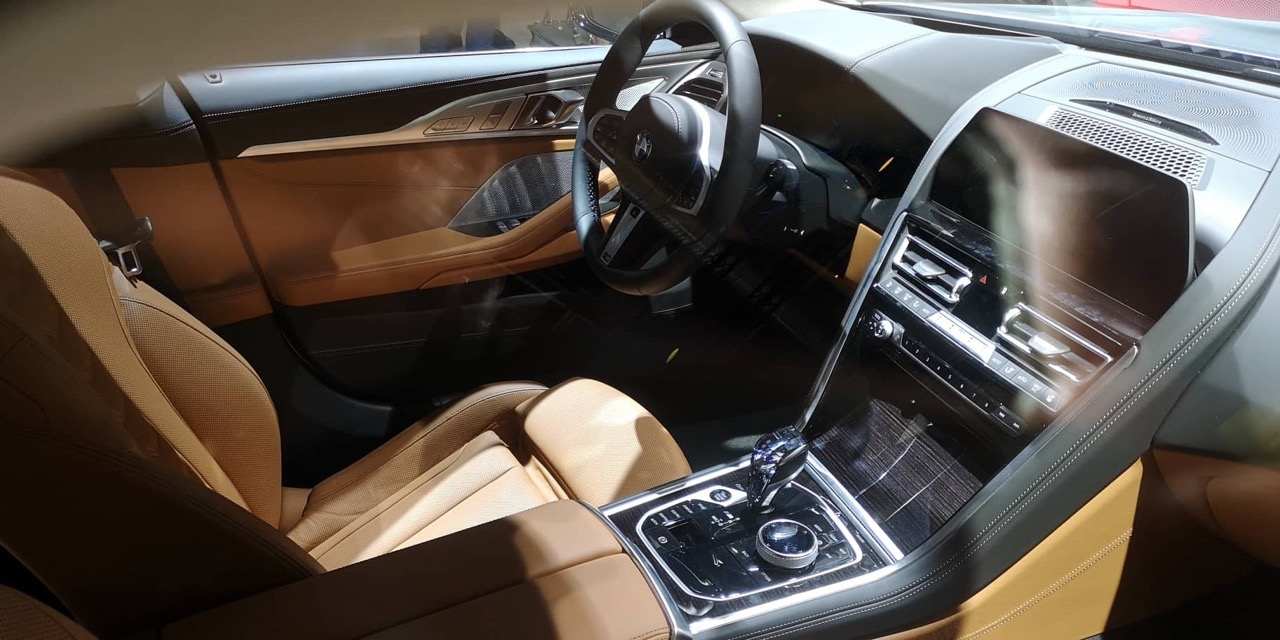 BMW M8 - Salone di Francoforte 2019