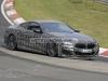 BMW M850i foto spia 20-4-2018