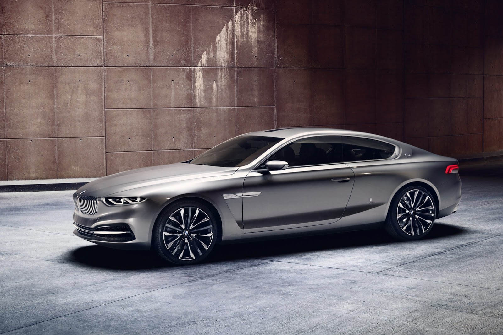 BMW Pininfarina Gran Lusso Coupé (concept, 2013)