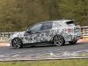 BMW Serie 1 2019 - Le foto spia dal Nurburgring