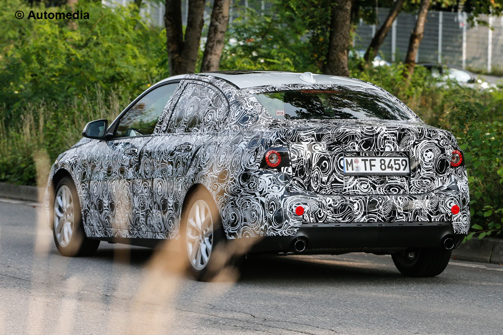 2016 - [BMW] Série 1 Sedan [F52] - Page 2 Bmw-1-series-sedan-005