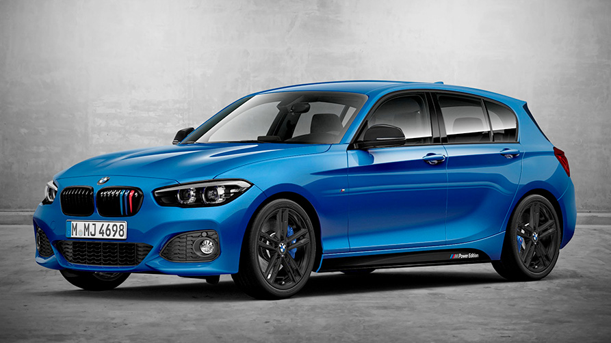 BMW Serie 1 M Power Limited Edition