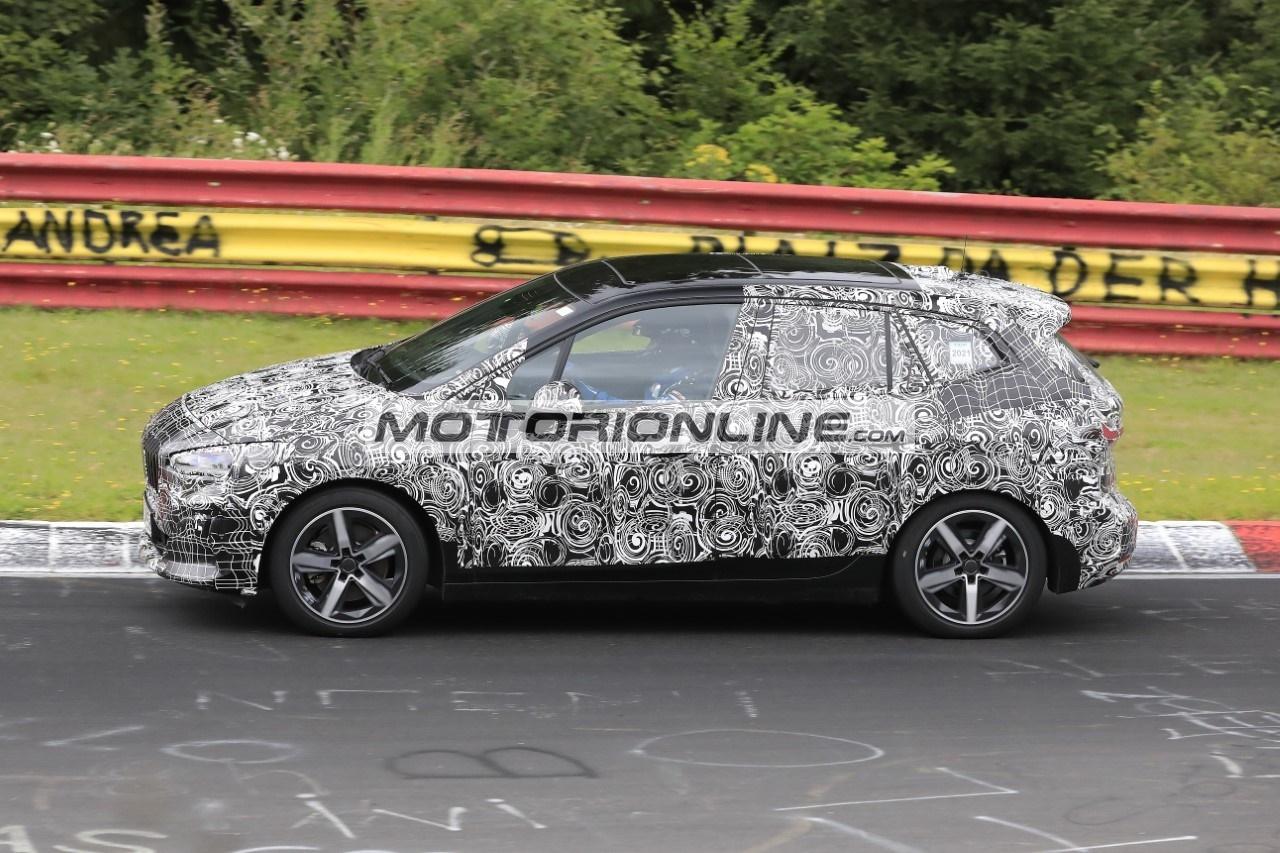 BMW Serie 2 Active Tourer - Foto spia 19-8-2021
