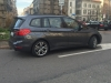 BMW Serie 2 Gran Tourer: prova su strada