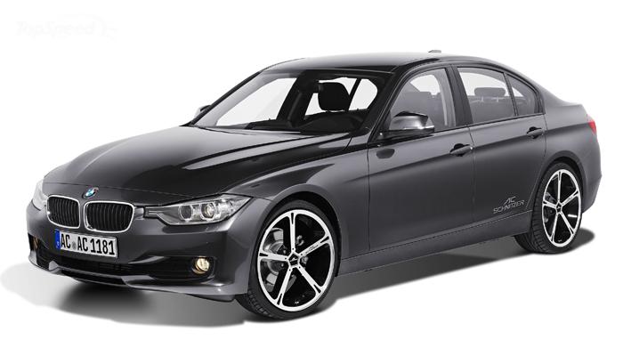 BMW Serie 3 2012 by AC Schnitzer