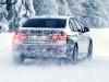 BMW Serie 3 facelift - foto spia gennaio 2015