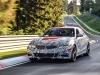 BMW Serie 3 - Foto test Nurburgring