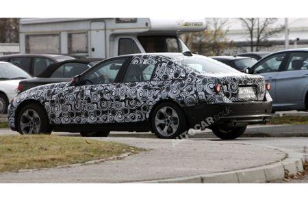 BMW Serie 3 GT - Foto spia